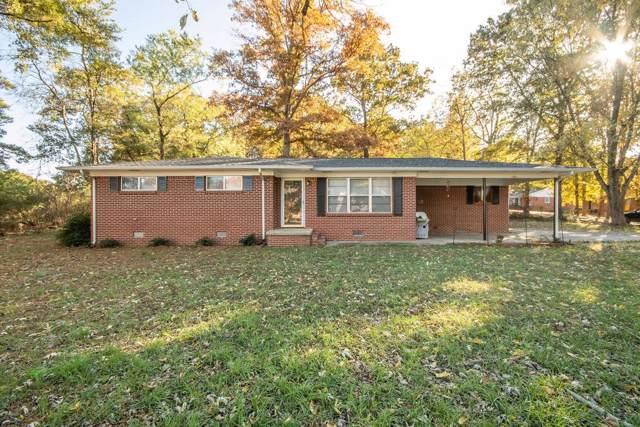 175 NE Ridgecrest Drive, Calhoun, GA 30701 (MLS #115662) :: The Mark Hite Team