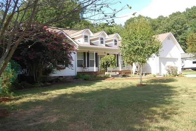 477 Wildwood Drive, CHATSWORTH, GA 30705 (MLS #116133) :: The Mark Hite Team