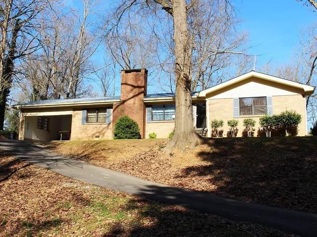 209 Ridgecrest Circle, DALTON, GA 30721 (MLS #116184) :: The Mark Hite Team