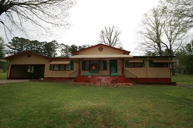 240 Barney Pierce Road, CHATSWORTH, GA 30705 (MLS #116458) :: The Mark Hite Team
