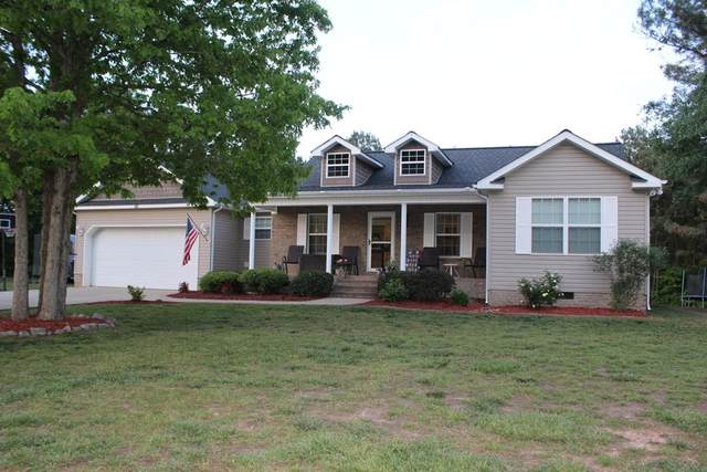 614 Bell Loop, CHATSWORTH, GA 30705 (MLS #116562) :: The Mark Hite Team