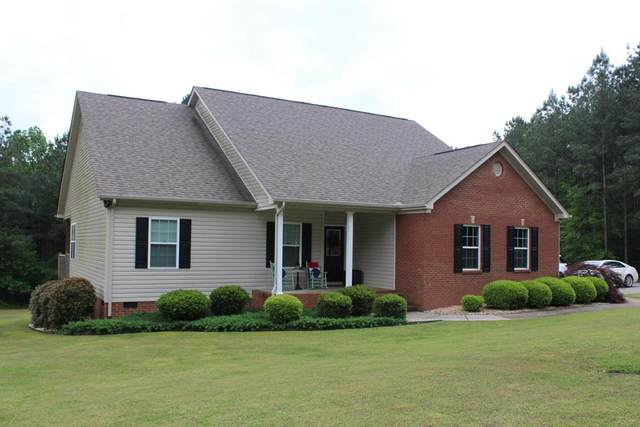 11 Banner Drive, CHATSWORTH, GA 30705 (MLS #116603) :: The Mark Hite Team