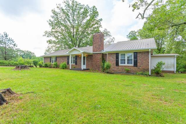 124 Bagley Road, CHATSWORTH, GA 30705 (MLS #116671) :: The Mark Hite Team