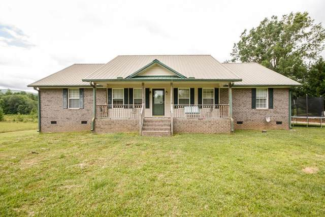 5770 S Old Federal Road, CHATSWORTH, GA 30705 (MLS #116718) :: The Mark Hite Team