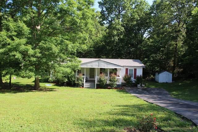 120 Forest Hill Drive, CHATSWORTH, GA 30705 (MLS #116731) :: The Mark Hite Team