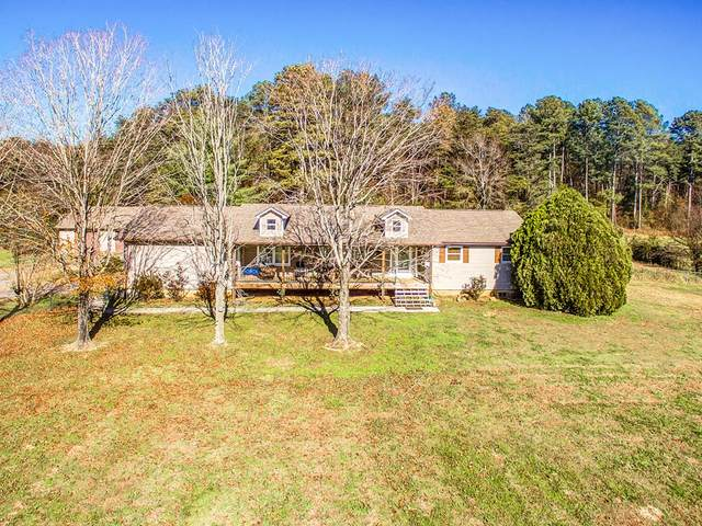 273 Woodlawn Road, CHATSWORTH, GA 30705 (MLS #117736) :: The Mark Hite Team