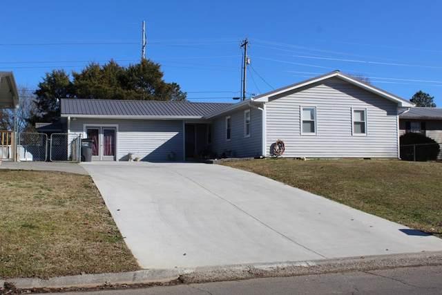 105 Santa Fe Trail Nw, DALTON, GA 30721 (MLS #118064) :: The Mark Hite Team