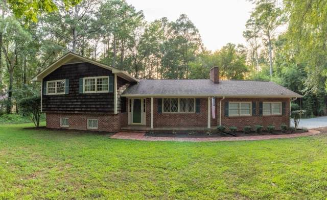 921 Fort Mountain Drive, CHATSWORTH, GA 30705 (MLS #118392) :: The Mark Hite Team