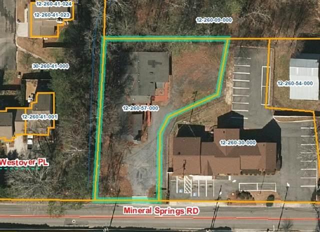 1422 Mineral Springs Road, DALTON, GA 30720 (MLS #118558) :: The Mark Hite Team