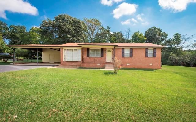 930 E Circle Drive, Rossville, GA 30741 (MLS #119456) :: The Mark Hite Team