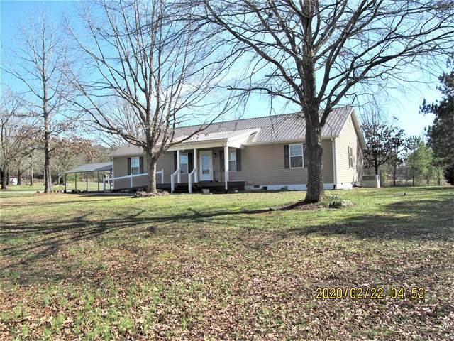 1830 Red Cut Road, CHATSWORTH, GA 30705 (MLS #116095) :: The Mark Hite Team