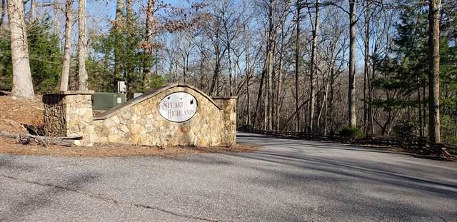 0 Stuart View Drive, Mineral Bluff, GA 30559 (MLS #116235) :: The Mark Hite Team