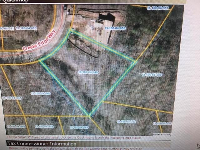 00 Creek's Edge Way, DALTON, GA 30720 (MLS #118363) :: The Mark Hite Team