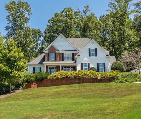 2004 Deerfield Way, Tunnel Hill, GA 30755 (MLS #116283) :: The Mark Hite Team