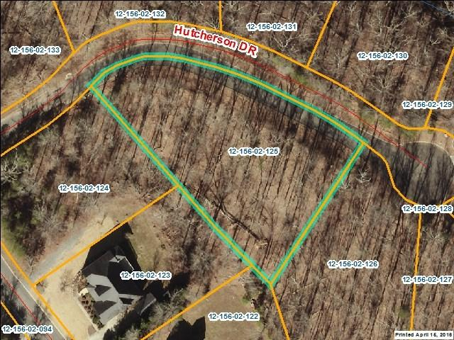 LT125 Hutcherson Drive NW, ROCKY FACE, GA 30740 (MLS #111000) :: The Mark Hite Team