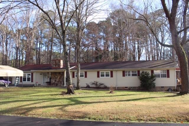 1444 Shady Acres Drive, DALTON, GA 30721 (MLS #113634) :: The Mark Hite Team