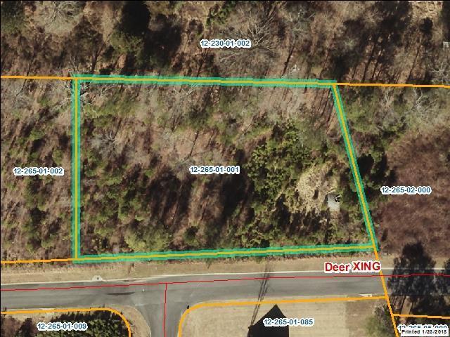 Lot 1 Deer Crossing, ROCKY FACE, GA 30740 (MLS #114021) :: The Mark Hite Team