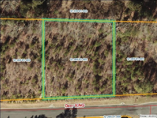 Lot 2 Deer Crossing, ROCKY FACE, GA 30740 (MLS #114022) :: The Mark Hite Team