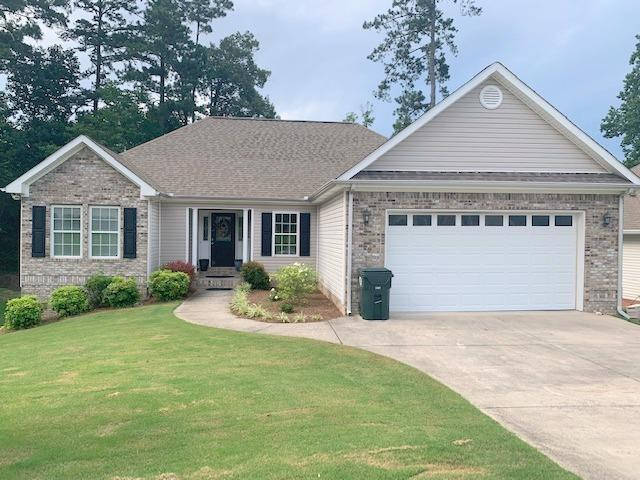 1814 Brookland Drive, DALTON, GA 30720 (MLS #114830) :: The Mark Hite Team