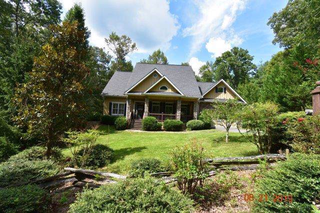 67 Plantation, Blue Ridge, GA 30513 (MLS #115563) :: The Mark Hite Team