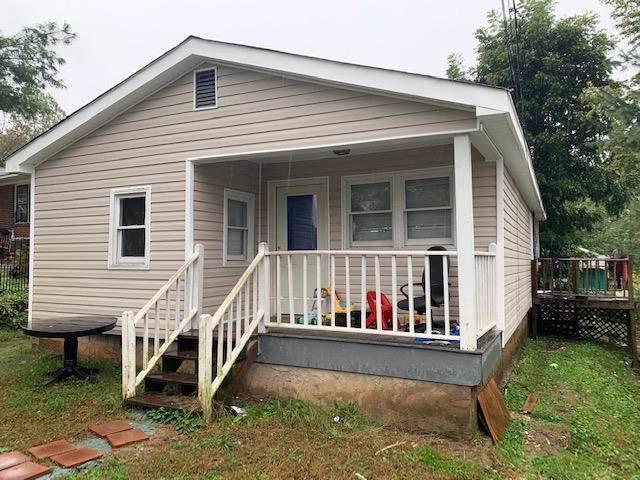 805 Luckie Street, DALTON, GA 30720 (MLS #115606) :: The Mark Hite Team