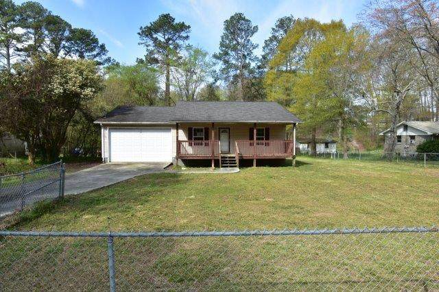 87 Bonneville Drive, CHATSWORTH, GA 30705 (MLS #116434) :: The Mark Hite Team