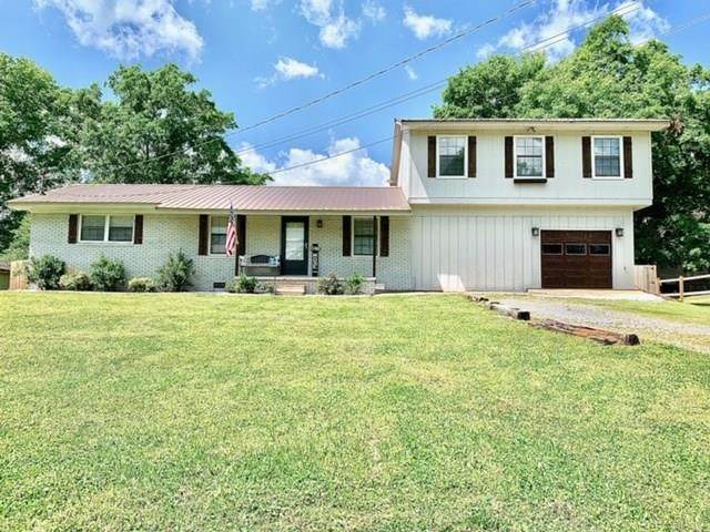 263 Torino Drive, CHATSWORTH, GA 30705 (MLS #116532) :: The Mark Hite Team