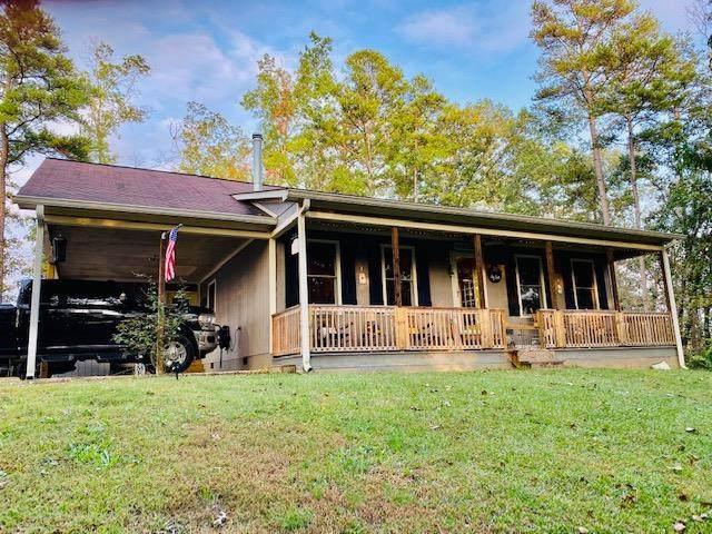 1665 Villanow Mill Creek Road, Lafayette, GA 30728 (MLS #119594) :: The Mark Hite Team