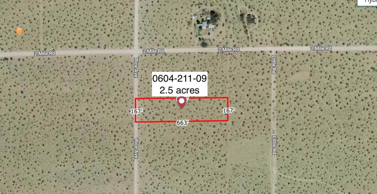 2.5 Acres On Rice Nr Two Mile Road - Photo 1