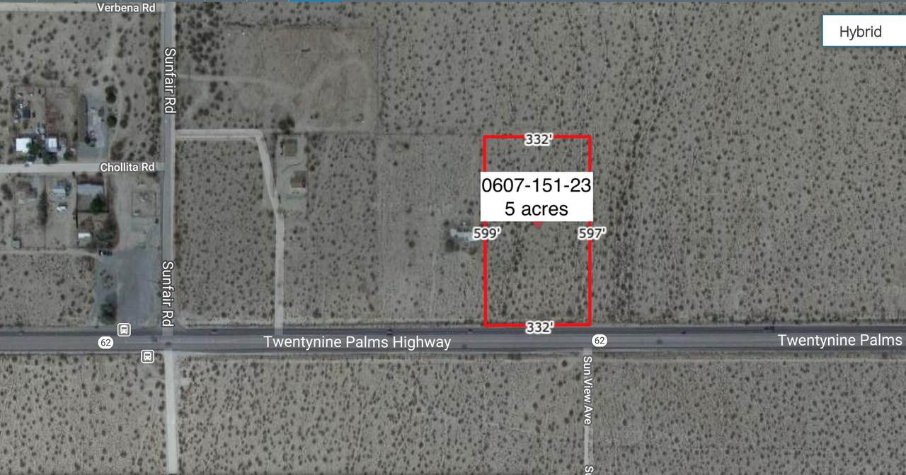 5 Acres On Hwy 62 Near Sunfair Road - Photo 1