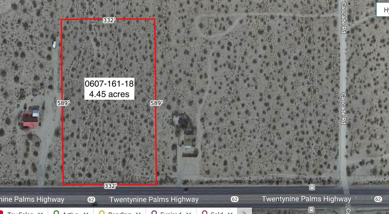 4.45 Acres Hwy 62 W. Of Cascade Road - Photo 1