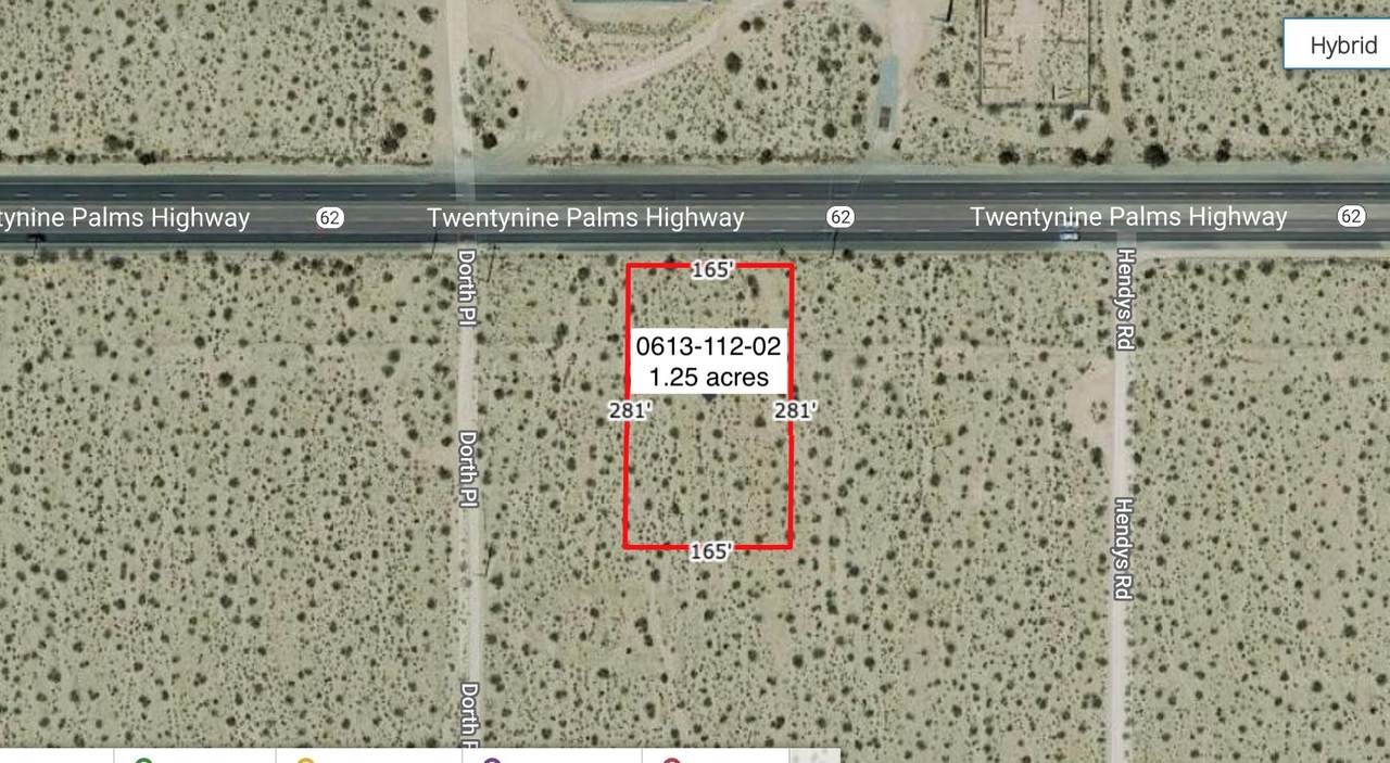 1.25 Acres Hwy 62 And Hendys Road - Photo 1