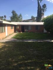518 S El Cielo Road, Palm Springs, CA 92264 (MLS #17218428PS) :: Brad Schmett Real Estate Group