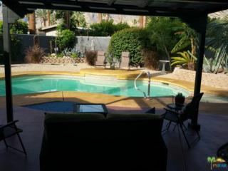 1685 E Avenida Olancha, Palm Springs, CA 92264 (MLS #17224792PS) :: Deirdre Coit and Associates