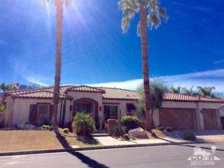 75971 Via Allegre, Indian Wells, CA 92210 (MLS #215031990) :: Brad Schmett Real Estate Group