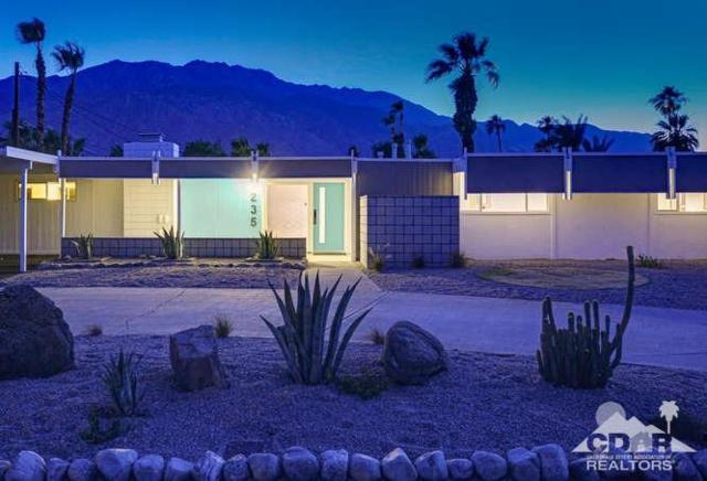 235 N Airlane Drive, Palm Springs, CA 92262 (MLS #219014465) :: Deirdre Coit and Associates