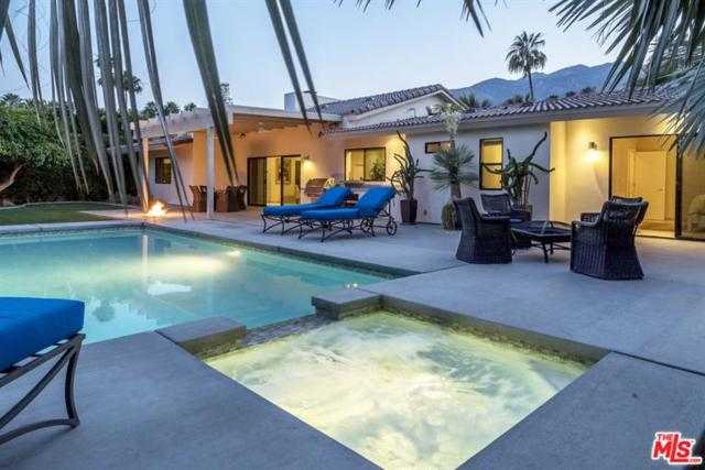 1554 S Calle Marcus, Palm Springs, CA 92264 (MLS #17226154) :: Brad Schmett Real Estate Group