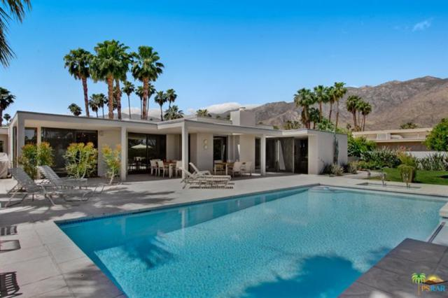 1188 E Sierra Way, Palm Springs, CA 92264 (MLS #17232696PS) :: Brad Schmett Real Estate Group