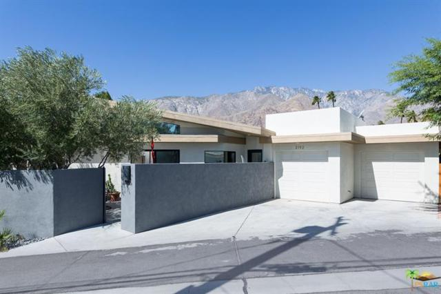 2192 N Junipero Avenue, Palm Springs, CA 92262 (MLS #17233250PS) :: Brad Schmett Real Estate Group