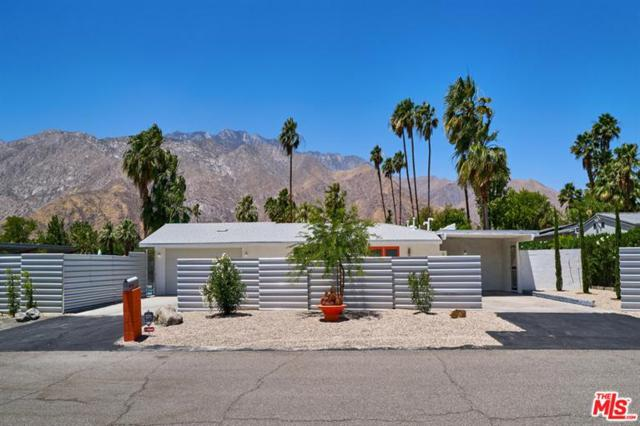 980 E Tachevah Drive, Palm Springs, CA 92262 (MLS #17235904) :: Brad Schmett Real Estate Group