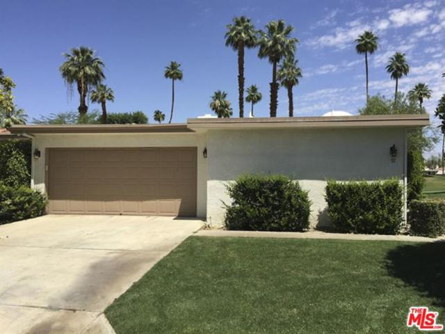 91 Torremolinos Drive, Rancho Mirage, CA 92270 (MLS #17236030) :: The John Jay Group - Bennion Deville Homes