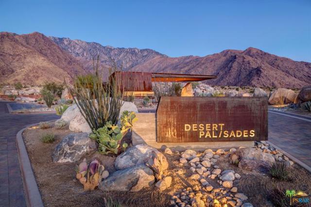 2215 Vista Distancia Court, Palm Springs, CA 92262 (MLS #17237558PS) :: The John Jay Group - Bennion Deville Homes