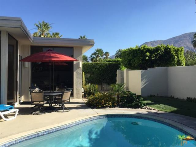 130 W Racquet Club Road #501, Palm Springs, CA 92262 (MLS #17237782PS) :: Brad Schmett Real Estate Group
