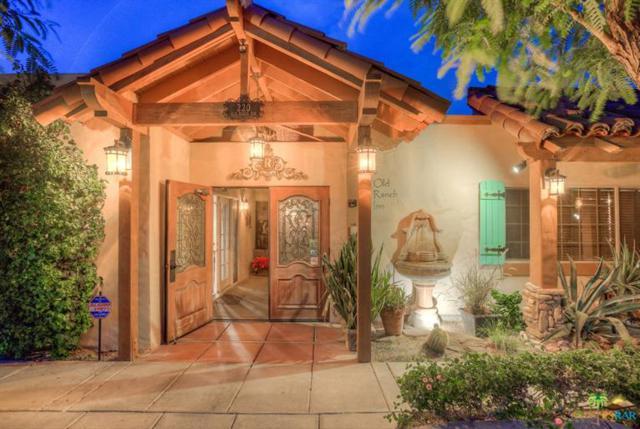 220 S Patencio Road #8, Palm Springs, CA 92262 (MLS #17238522PS) :: Brad Schmett Real Estate Group