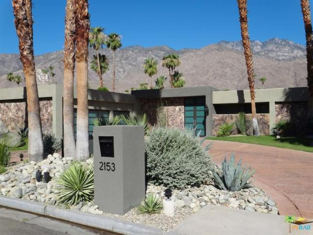 2153 S Caliente Drive, Palm Springs, CA 92264 (MLS #17238600PS) :: Brad Schmett Real Estate Group