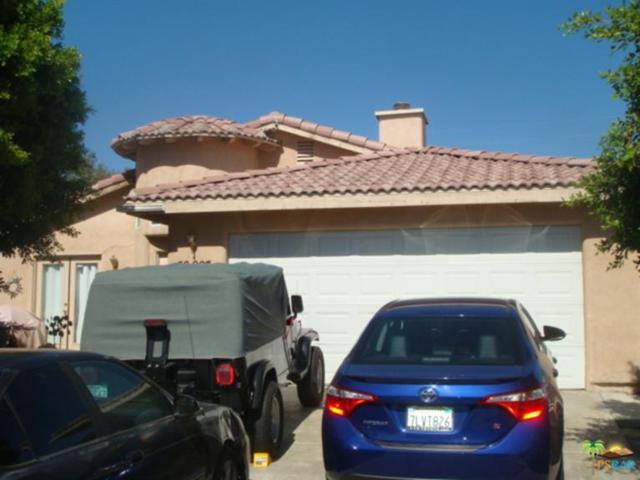 30907 Las Flores Way, Thousand Palms, CA 92276 (MLS #17239828PS) :: Team Michael Keller Williams Realty