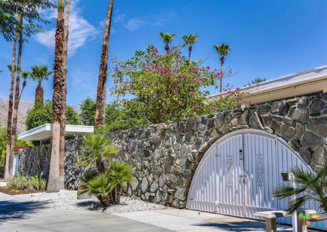 650 E Tachevah Drive, Palm Springs, CA 92262 (MLS #17240632PS) :: Brad Schmett Real Estate Group