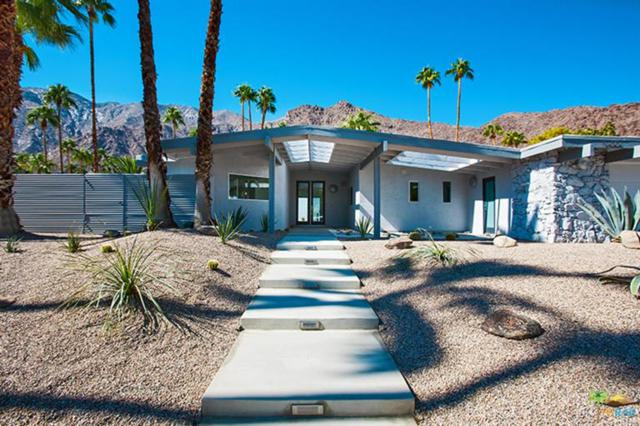 1255 N Rose Avenue, Palm Springs, CA 92262 (MLS #17240822PS) :: Brad Schmett Real Estate Group