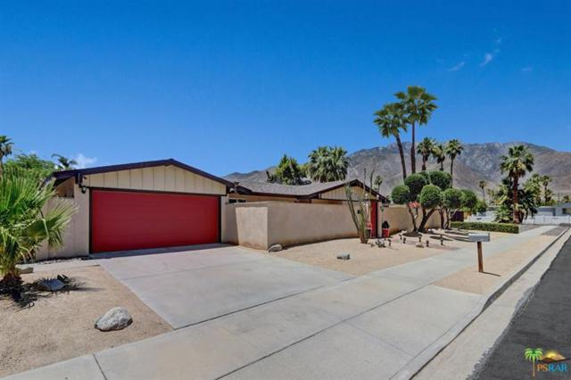 1131 E Pajaro Road, Palm Springs, CA 92262 (MLS #17241342PS) :: Brad Schmett Real Estate Group