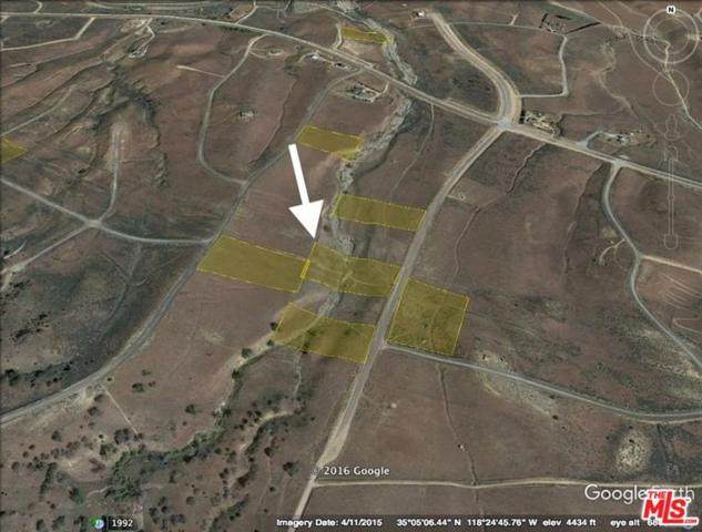 0 Summers Drive, Tehachapi, CA 93561 (MLS #17242924) :: The John Jay Group - Bennion Deville Homes